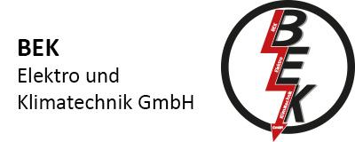 BEK Elektro- und Klimatechnik GmbH